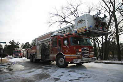 House Fire 2808 N. Terrace (1/4/10)