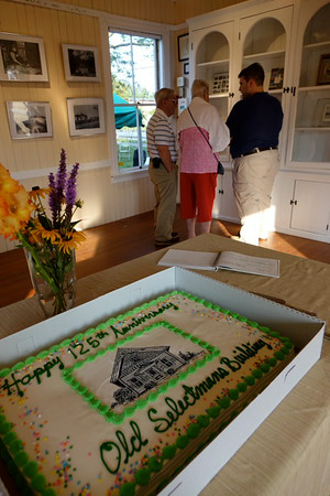 Old Selectmen's Building 125th Birthday