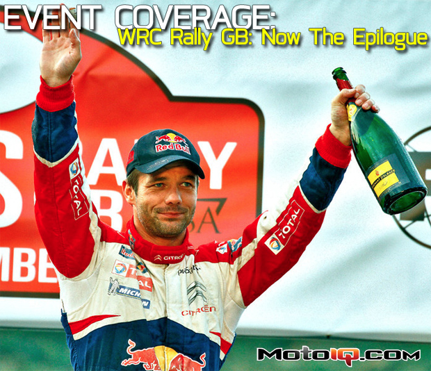 WRC Rally GB: Now The Epilogue