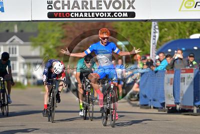 Grand Prix cycliste de Charlevoix  |  Critérium - Étape # 1