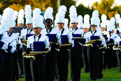 Woodbridge -Band & Color Guard