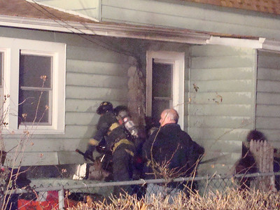 House Fire 1-25-08