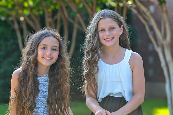 Katherine & Adley