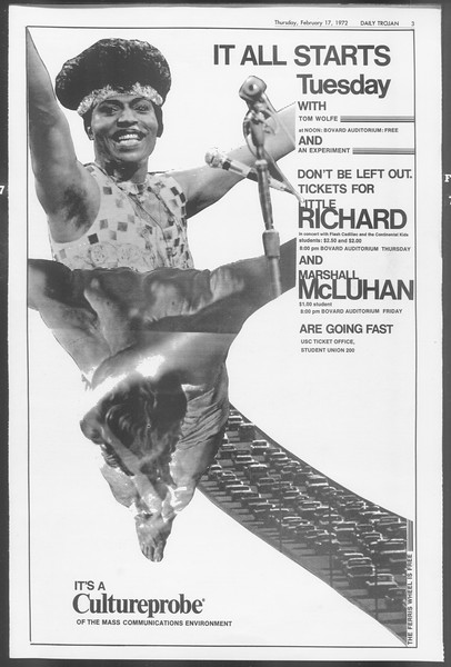 Daily Trojan, Vol. 64, No. 71, February 17, 1972