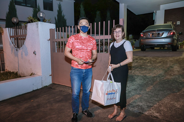 310821 - Adviser Visit Jalan Ismail