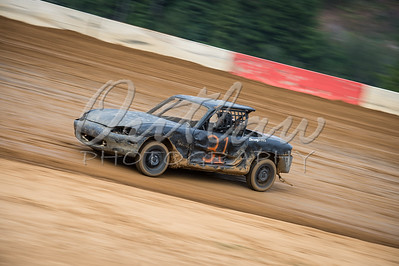 Extreme Late Models - June 20, 2015 - Coos Bay Speedway