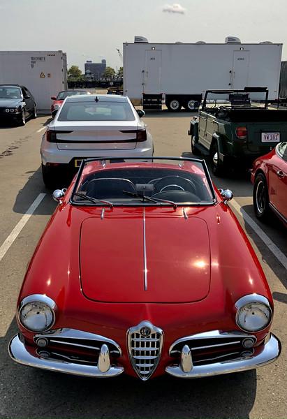 Alfa Romeo Guilia Spider