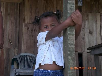 Nicaragua 2007 Hurricane