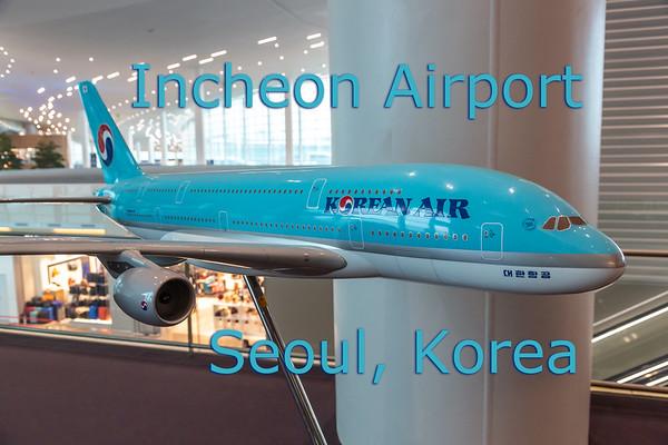 South Korea Incheon Airport
