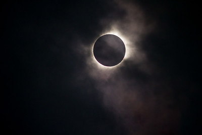 Total Solar Eclipse 8-21-2017