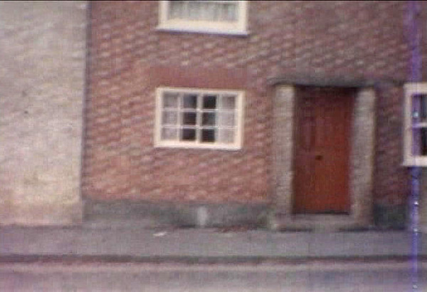 Photo from Gery E. Mills (USA). I am an American that was in the USAF and stationed at Alconbury but lived in Spaldwick with my wife from late 1963 to early 1965. I took the pictures with an 8mm movie camera about late 1964 or early 1965. We lived at Threeways Cottage, The Green.