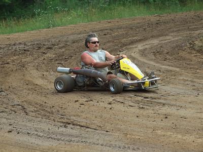 Just a Little Dirt Trackin'