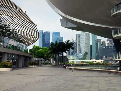 Singapore: Marina Bay and City Master Plan