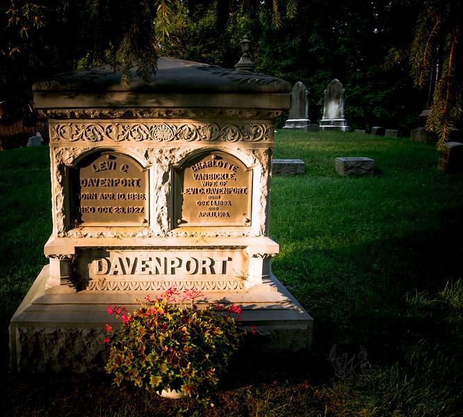 Memory Garden 17 - Clove Cemetery