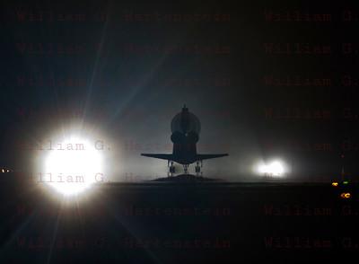STS-134 Endeavour's last Landing KSC 15 June 1, 2011