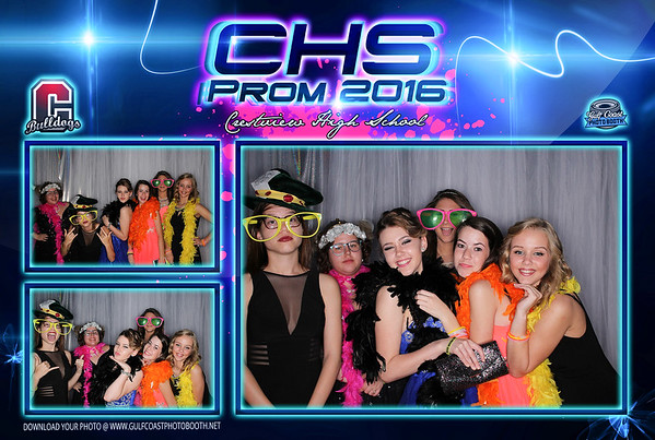Crestview High School Prom 2016 Photo Booth Prints