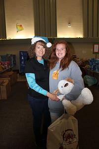 NCL Fills Santa Bags for Needy Children