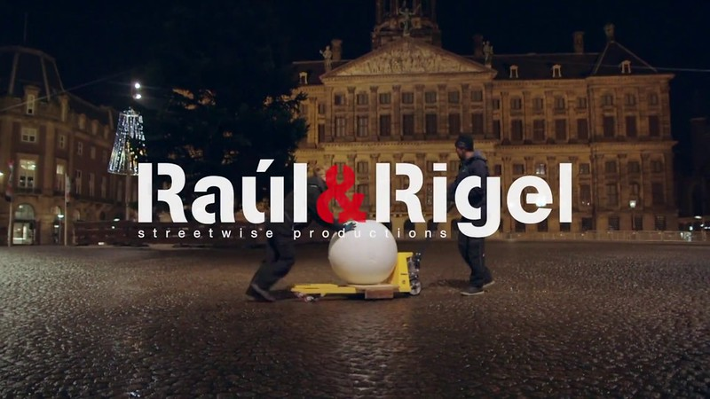 Raúl&Rigel   Guerrilla Marketing