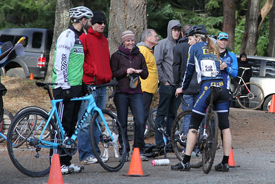 Finish - Masters, Women Shawnigan 2013