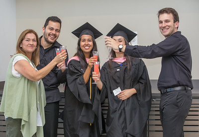 International Students Commencement Receptions