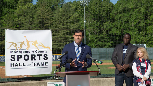 20190515 Montgomery County Sports Hall of Fame