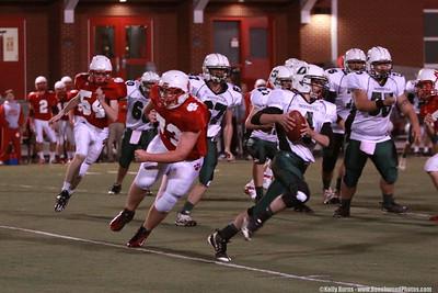 10-14-2011 vs Bellevue (K. Burns)