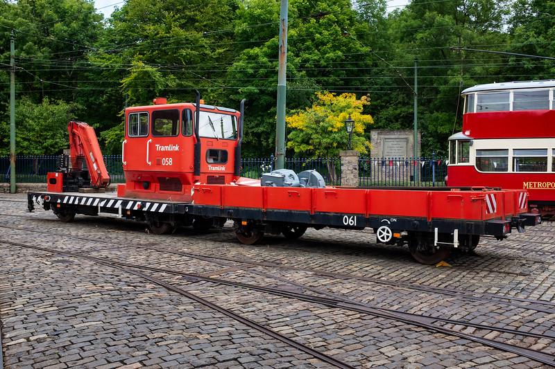 Tramlink 058
