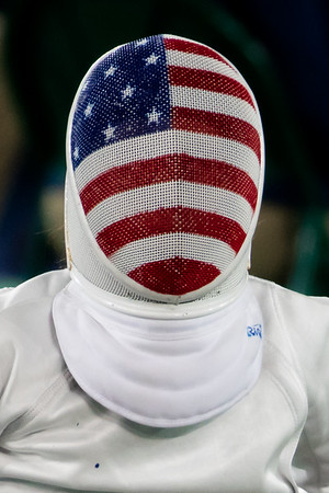 9-13-2016 Women's Wheelchair Fencing