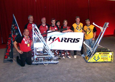 2005 National FIRST Harris Teams