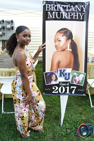 AUGUST 19TH, 2017: BRITTANY'S GRADUATION PARTY