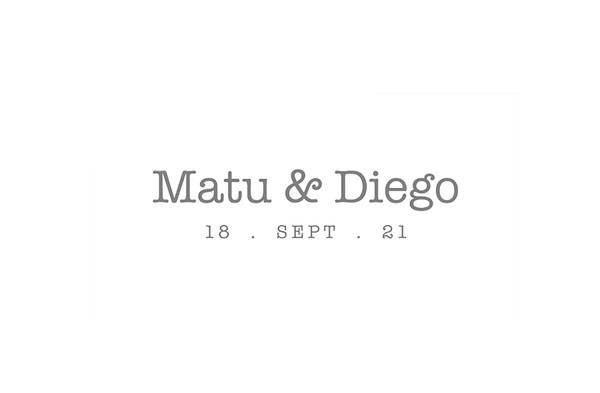Matu & Diego - 18 septiembre 2021