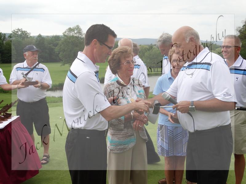 2015 Jack Mc Carthy Golf Tournament Championship Day