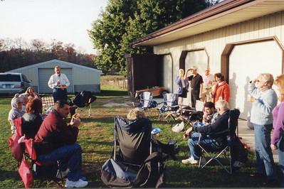 2004 Halloween at Harbolds