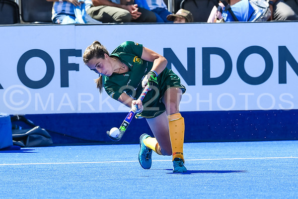 2018 Hockey World Cup, Argentina vs. South Africa