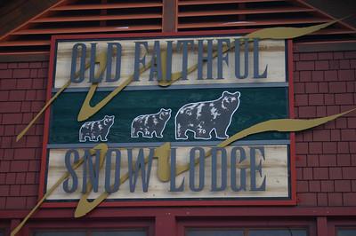 Yellowstone/ Jackson Hole Feb. 2008