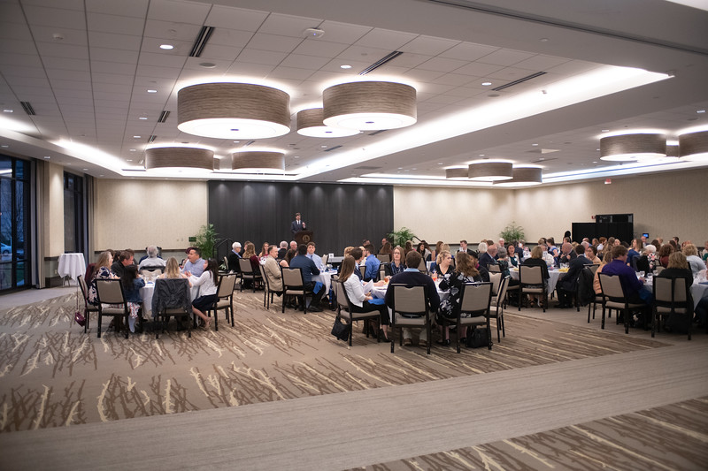 President Scholars banquet