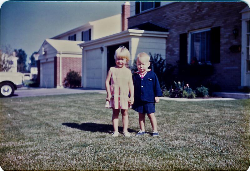 LYNN & SCOTT 1961