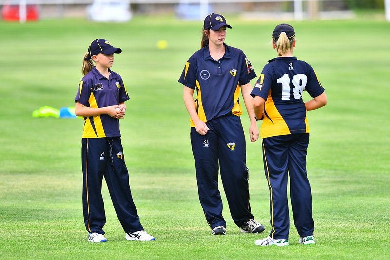 2018 Statewide Womens 1st Grade T20  Comp Sturt v West Torrens