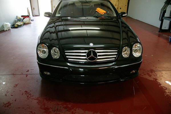 05 Mercedes Benz CL55
