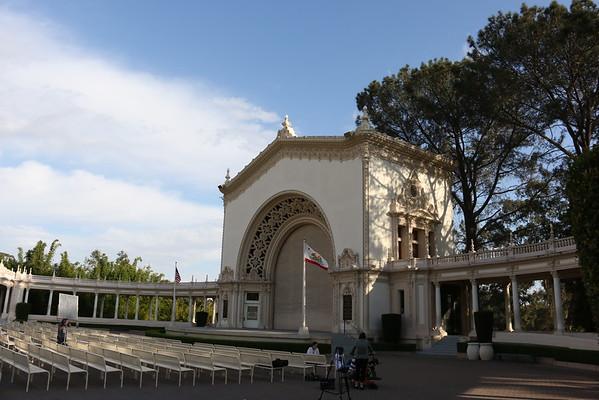 Balboa Park in San Diego Ca.