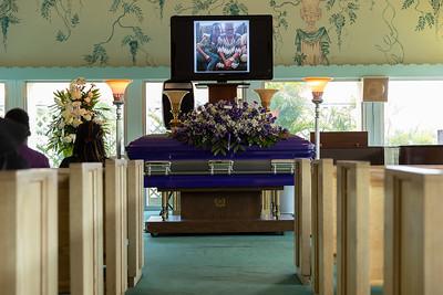 Grandma funeral