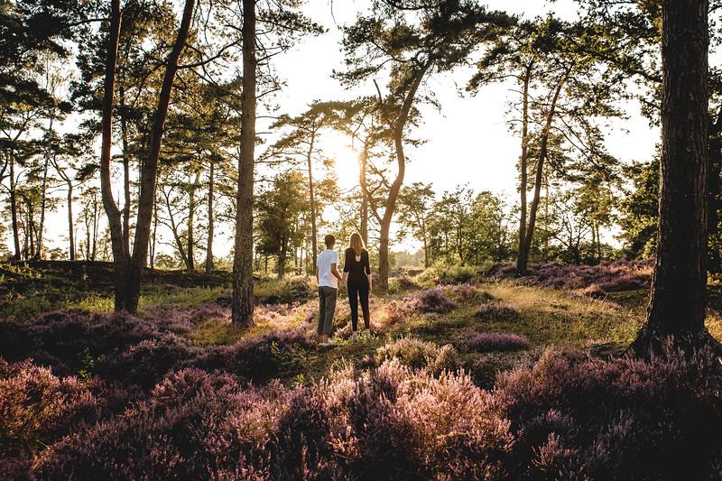 HR - Loveshoot Fotosessie Soesterduinen - Esther+Igor - Karina Fotografie-9.jpg