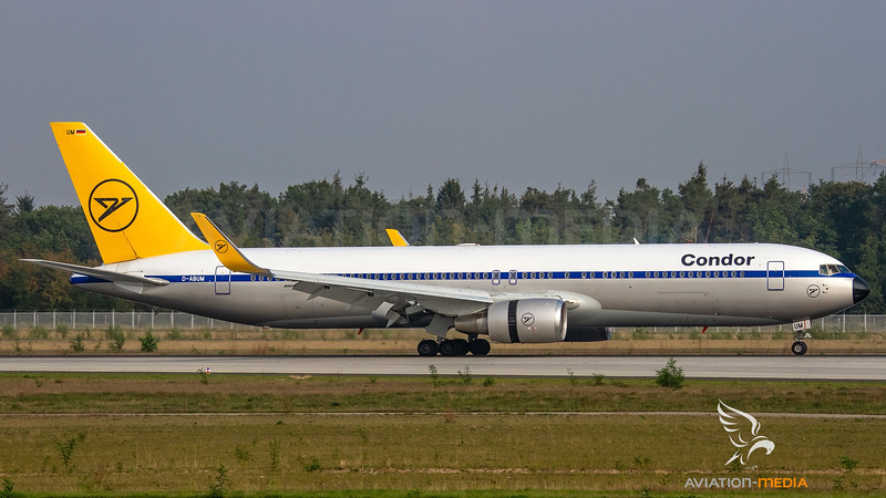 Condor (Retro style) Boeing B767-300 D-ABUM