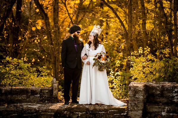 Sarah + Joshua: Wedding