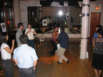 2005.10.22 Sat - Mike Chen proposes to Brittany Hsiang NYC