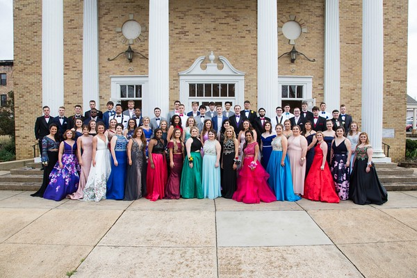 Booneville High's Prom 2018