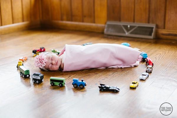 Rimkus Family Newborn Session   Social