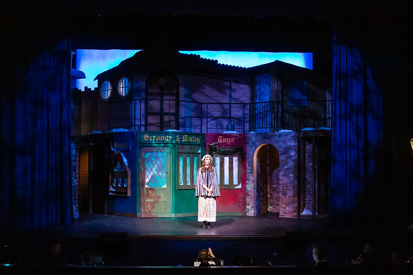 Scrooge Act 1