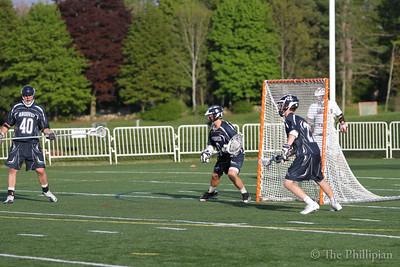 Boys Lacrosse vs. Loomis Chaffee 5/5/12