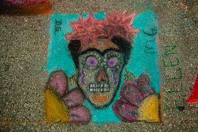 Houston Street Painting